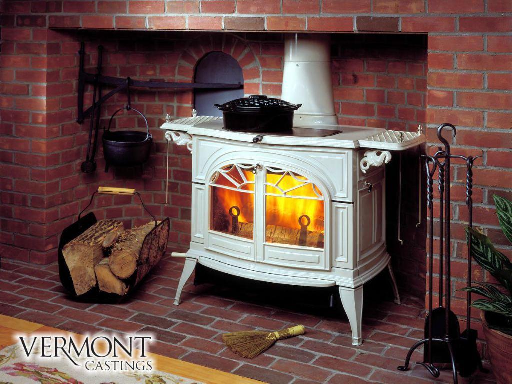 Poêles à bois - Vermont Casting's